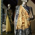 The winning Sari for Harrow by Nilesh Mistry