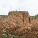 Remains of the National Explosives Factory