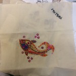 Embroidery from the Masbro Centre
