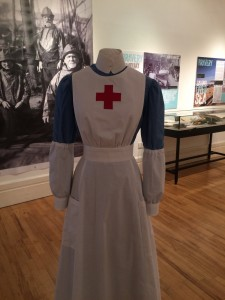 WW1 Nurse's uniform