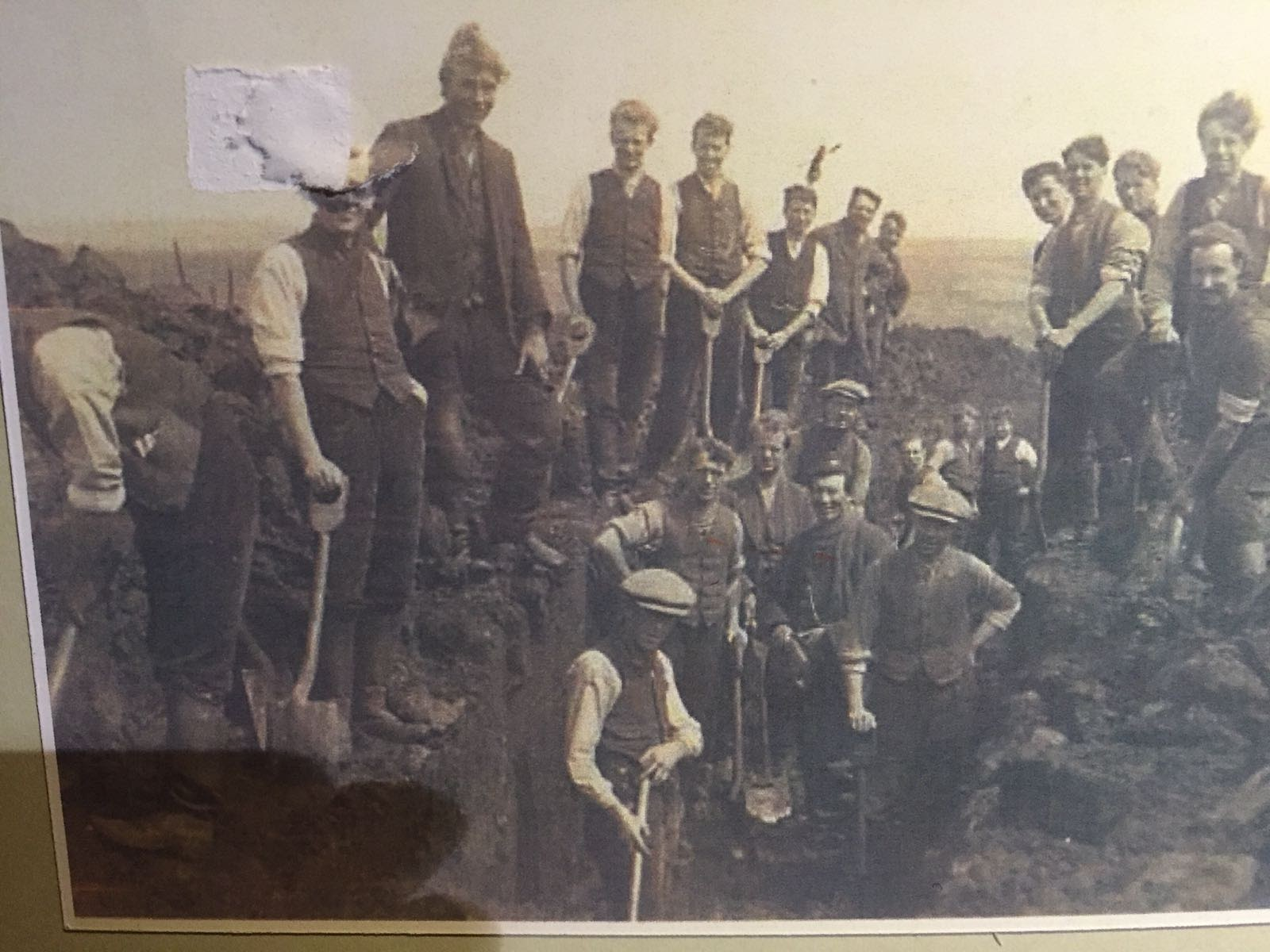 Conscientious Objectors on Dartmoor