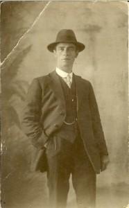Percy Lidgey