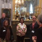 Masbro Centre group visiting the Wallace Collection