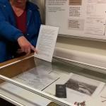 Case at Redruth exhibition