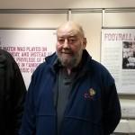Derek Head and Chris Negus at Redruth exhibition