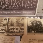 Redruth Wesley Young Men's Bible class at Redruth exhibition