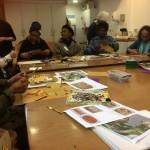 Masbro Centre group making gold boxes