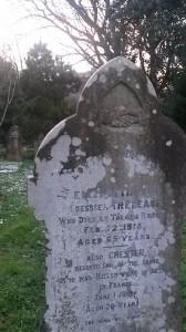 Chester Trelease grave