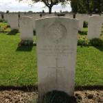 Thomas Penhorwood grave
