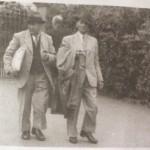 Howard and Freddie Hampton