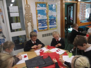 Workshops at St John's Catholic Primary School