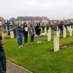 Estaires graveyard